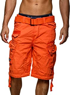 5ad1f7414d Geographical Norway Hommes Cargo Shorts People