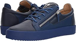 May London Tone-on-Tone Low Top Sneaker