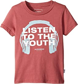 SUPERISM - Listen to the Youth Tee (Toddler/Little Kids/Big Kids)