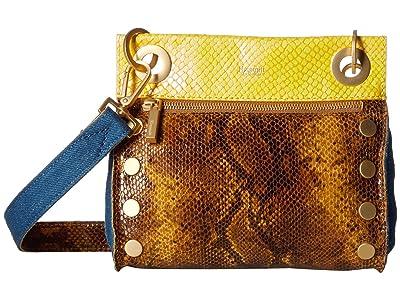 Hammitt Tony Small (Mendocino/Brushed Gold) Handbags