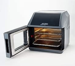 Power Air Fryer 10-in-1 Pro Elite Oven 6-qt with Cookbook Model K48867 (Renewed)