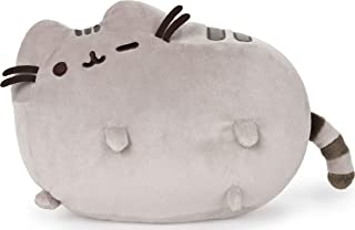 GUND Pusheen Winking Plush Stuffed Animal Cat, Gray, 9.5""