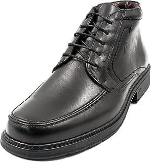 042a68e1 Bota baja hombre FLUCHOS - Piel con cordones disponible en Negro - 9485 1n2