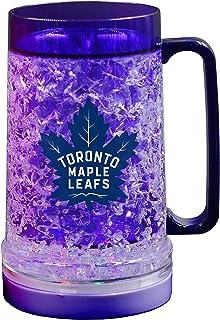 NHL Toronto Maple Leafs LED Light-Up Freezer Mug, 16-Ounce