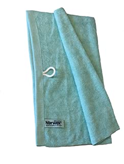 Norwex Hand Towel with BacLock - Sea Mist (Limited-Edition)