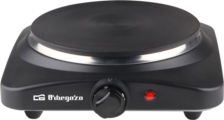 Orbegozo PE 2810 - Placa eléctrica de cocina portatil, un ...
