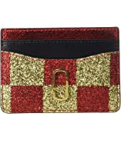 Marc Jacobs - Snapshot Checkerboard Card Case