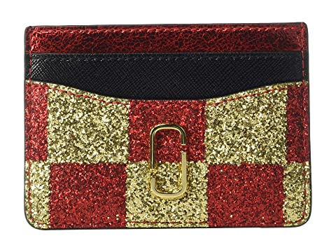 Marc Jacobs Snapshot Checkerboard Card Case