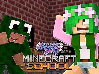 Clip: Little Kelly - Minecraft School