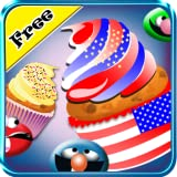 Easy tap and drag cooking game for girls kids Prepare mixture of ingredients Bake the muffins Do topping and decoration. Kids friendly content No violence, sex, horror or nudity No sickness, hospital, doctor or dentist HD visuals, graphics and BG mus...