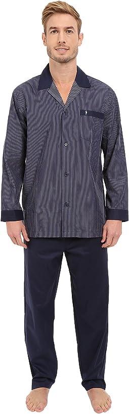 Broadcloth Pajama Set