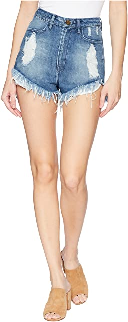 Show Me Your Mumu - Wyoming High-Waisted Shorts