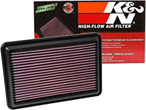K&N engine air filter, washable and reusable:  2014-2019 Nissan/Renault L4 (Rogue, Qashqai, X-Trail, Kadjar, Koleos, QM6) 33-5016