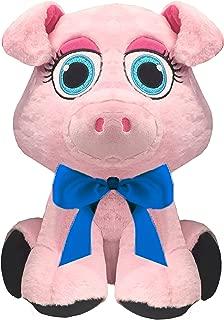 Peek-A-Boo Toys Paris The Pig Stuffed Animal Plush Toy Gift   Pink Soft 15