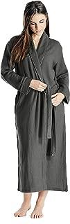 Cashmere Boutique: 100% Pure Cashmere Robe for Women (15 Colors, 2 Sizes)
