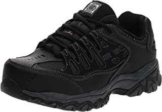 Skechers Cankton-U Mens Industrial Sneaker Shoes
