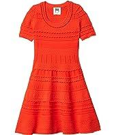 Textured Tech Dress (Big Kids)