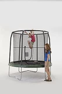 Bazoongi Jump Pod Trampoline with Enclosure, 7.5-Feet