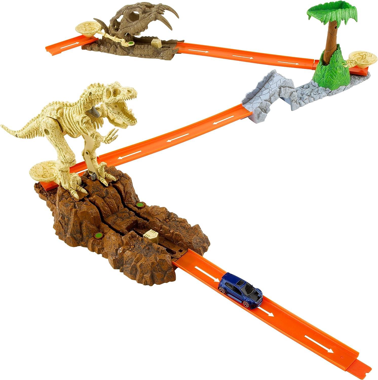 Mattel - Hot Wheels N4730-0 - Trick Tracks Jurassic Starter Set B001NW24TO Kinder mögen    Langfristiger Ruf