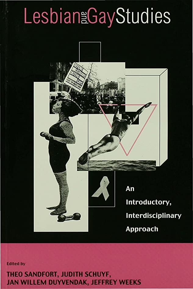 蛾前書き切るLesbian and Gay Studies: An Introductory, Interdisciplinary Approach (English Edition)