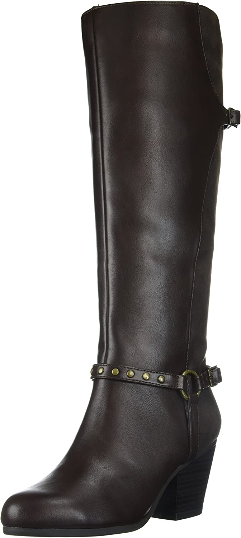 Aerosoles Womens Sensitivity Knee High Boot