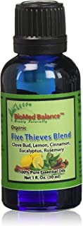 BIOMED BALANCE Five Theives Organic Blend, 1 Fluid Ounce