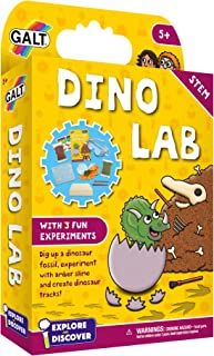 Galt Toys, Dino Lab, Science Kit for Kids, Ages 5 Years Plus
