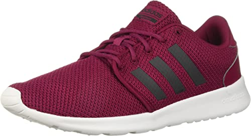 Adidas Wohommes QT Racer Running chaussures, Mystery Ruby Carbon, 10 M US