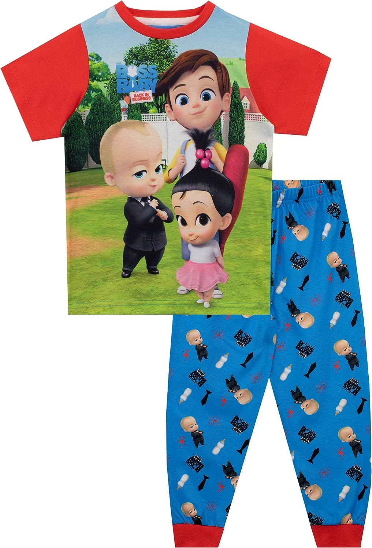 DreamWorks Boys' Pyjamas Boss Baby