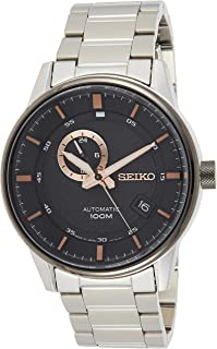 Seiko Men's Automatic Watch Silver SSA389J1