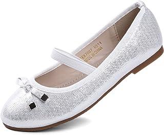 EIGHT KM EKM7007 Toddler Girls Mary Jane Ballet Flats Shoes