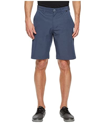 TravisMathew Beck Shorts (Vintage Indigo) Men