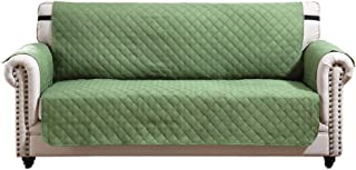 Best green three seater sofa Reviews