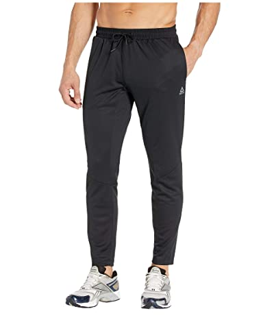 Reebok Workout Ready Trackster Pant (Black) Men