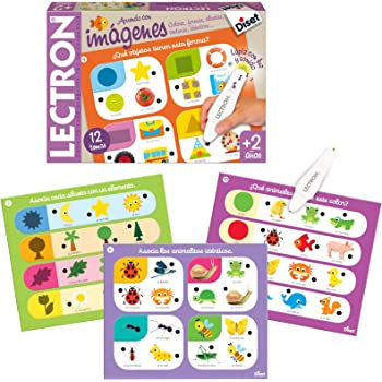 Diset Juego educativo para niños: Amazon.es: Juguetes y juegos