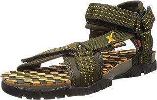 Sparx Men's Nylon Athletic & Outdoor Sandals