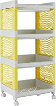 Citylife J-7096 4Tier KD Rack, 360x297x766mm (color may vary)