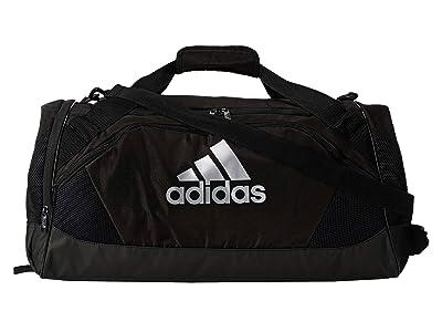 adidas Team Issue II Medium Duffel (Black) Duffel Bags