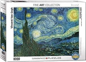 Best van gogh starry night puzzle 1000 Reviews
