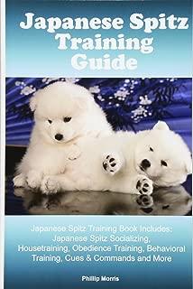 japanese spitz training