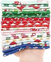 Riley Blake Designs Riley Blake Christmas Adventure Fat Quarter Bundles 21 Pcs, Multi