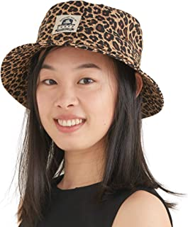 CHARM Summer Bucket Hats for Men - Sun Hat Packable Vacation Hats for Women Tropical Fun Accessories