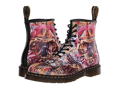 Dr. Martens 1460 CBGB (Multi/Black) Shoes