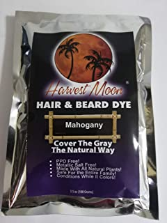 Natural Mahogany Beard Dye- 100 Grams!