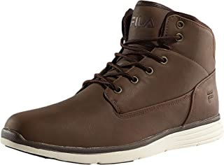 Fila Men's 1010146 Ankle Boots Brown Size: 12 UK
