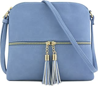 40fdd1ef8f Amazon.com  Blues - Handbags   Wallets   Women  Clothing