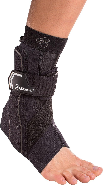 DonJoy Performance Bionic trend rank Ankle Brace w Stirr 60° Stay – Sales for sale