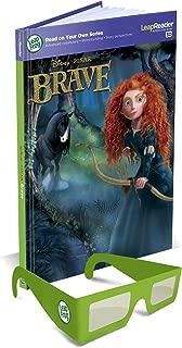 LeapFrog LeapReader Disney/Pixar Brave 3D Book (Works with Tag)