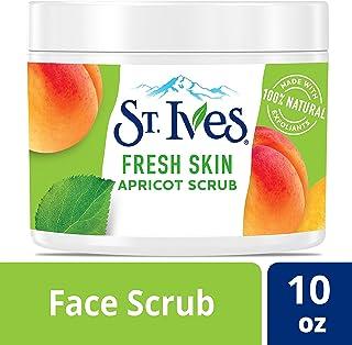 St. Ives Fresh Skin Invigorating Apricot Scrub, Unisex, 10 oz