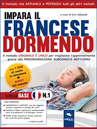 Impara il francese dormendo: Livello Base – 1